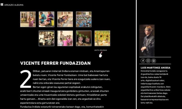Revista TTAP nº 35: Vicente Ferrer Fundazioan
