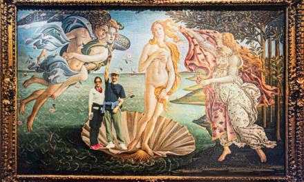 Día 53 – El nacimiento de Venus