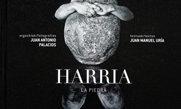 Harria, de Juan Antonio Palacios