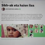 Revista TTAP nº 86: Sikh-ak eta haien ilea