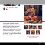REVISTA TTAP Nº 94:  'Kathakali'-a