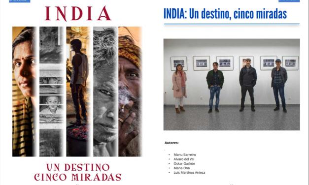 «India: Un destino, cinco miradas» en Pixel+